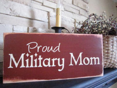 Proud military moms